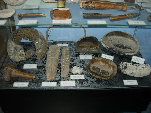 в музее эгвекинот
