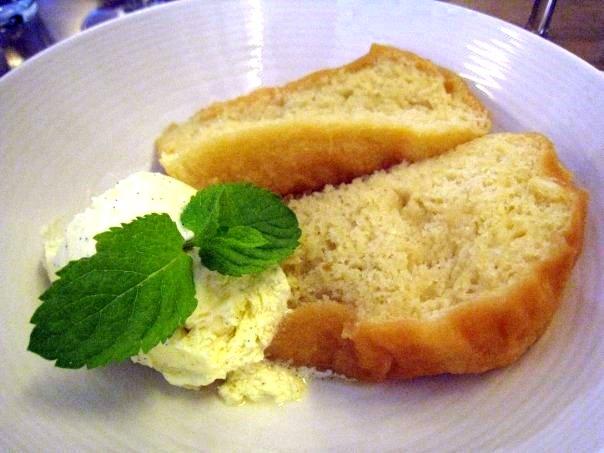 Gordon Ramsey Lemon Polenta Cake