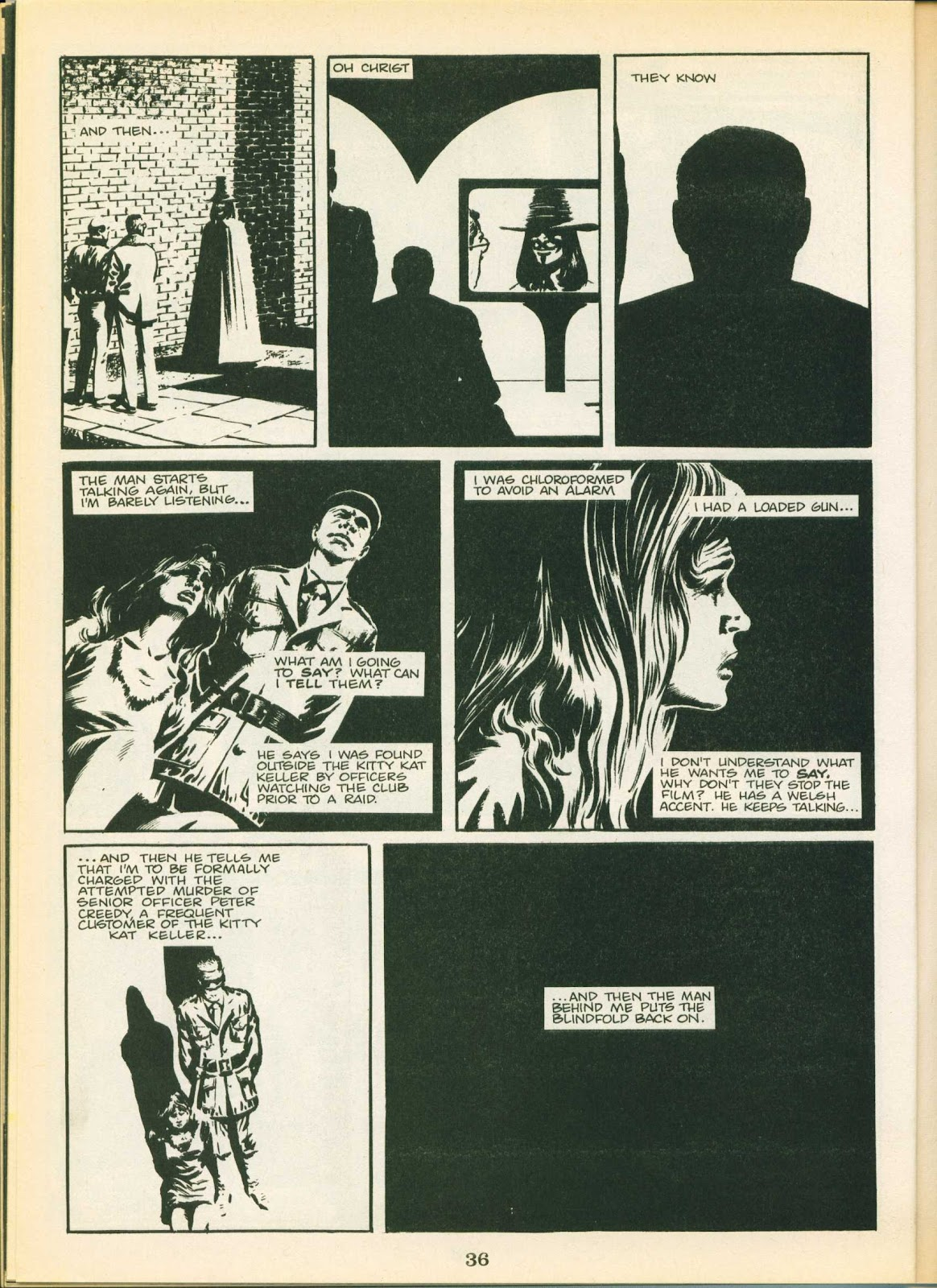 Warrior Issue #24 #25 - English 36