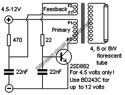 Project Circuit Design: Simple Inverter Circuit for