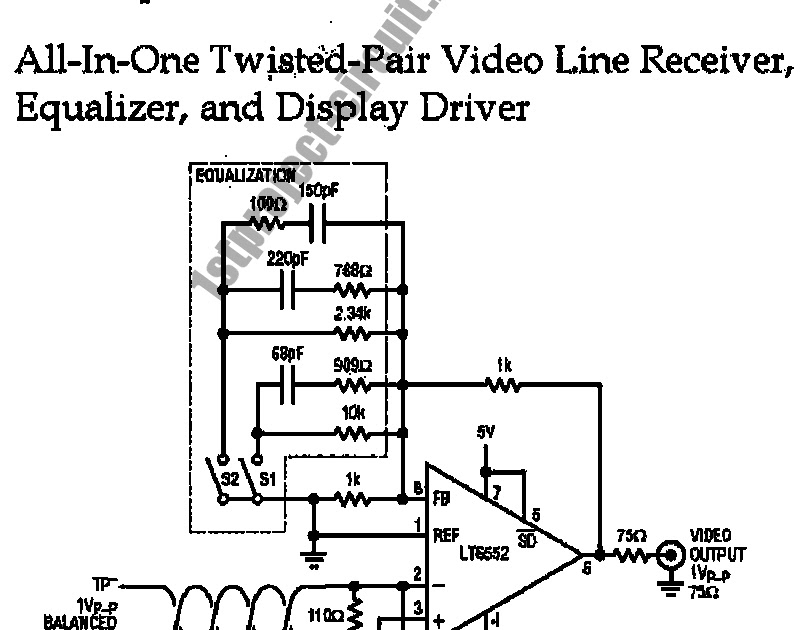cat 5 twisted pair wiring diagram
