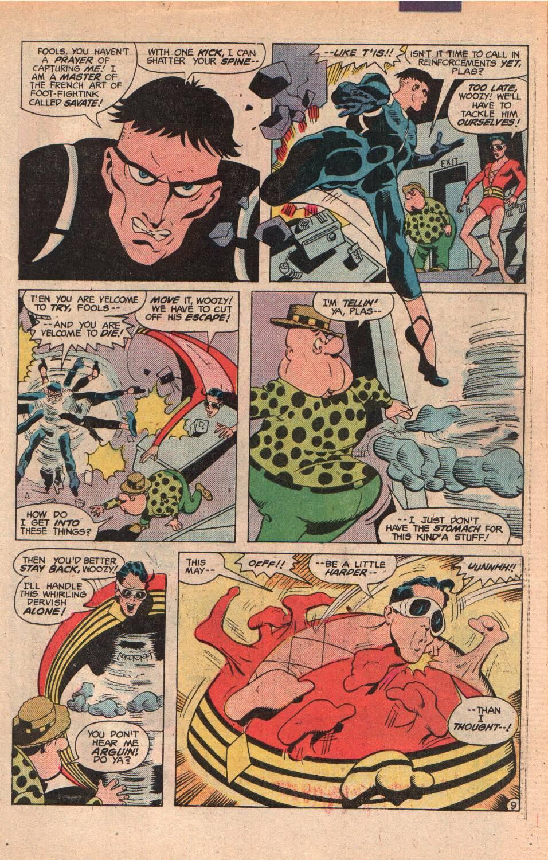 Read online Adventure Comics (1938) comic -  Issue #468 - 31