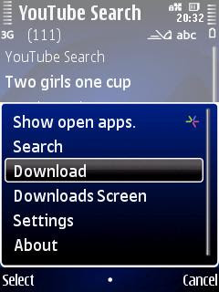 YourTube YouTube video downloader for mobile phones