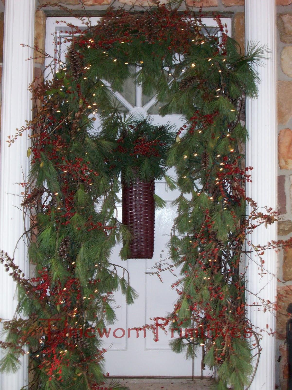 Timeworn Primitives Primitive Colonial Christmas