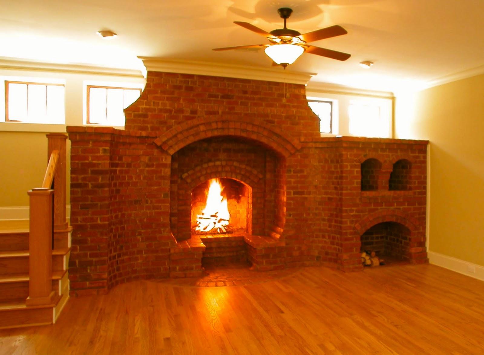 Chapman Architecture The Daulton House Epa Fireplace