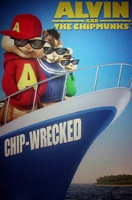 Alvin and the Chipmunks Chip-Wrecked Movie