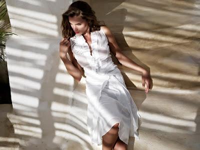 fashion, stylish, summer, white, dress, accessories, bracelet
