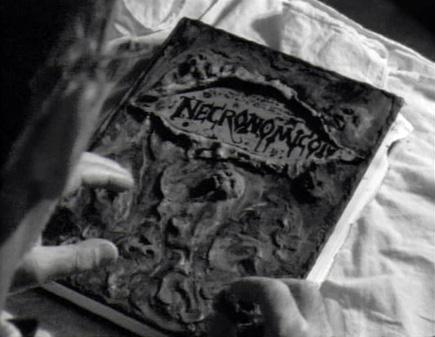 The Tarot Experience: Magic books: Necronomicon