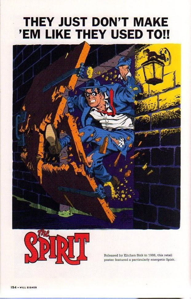 Read online Will Eisner's The Spirit Archives comic -  Issue # TPB 26 (Part 2) - 61