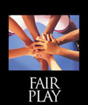 Fair play in sports