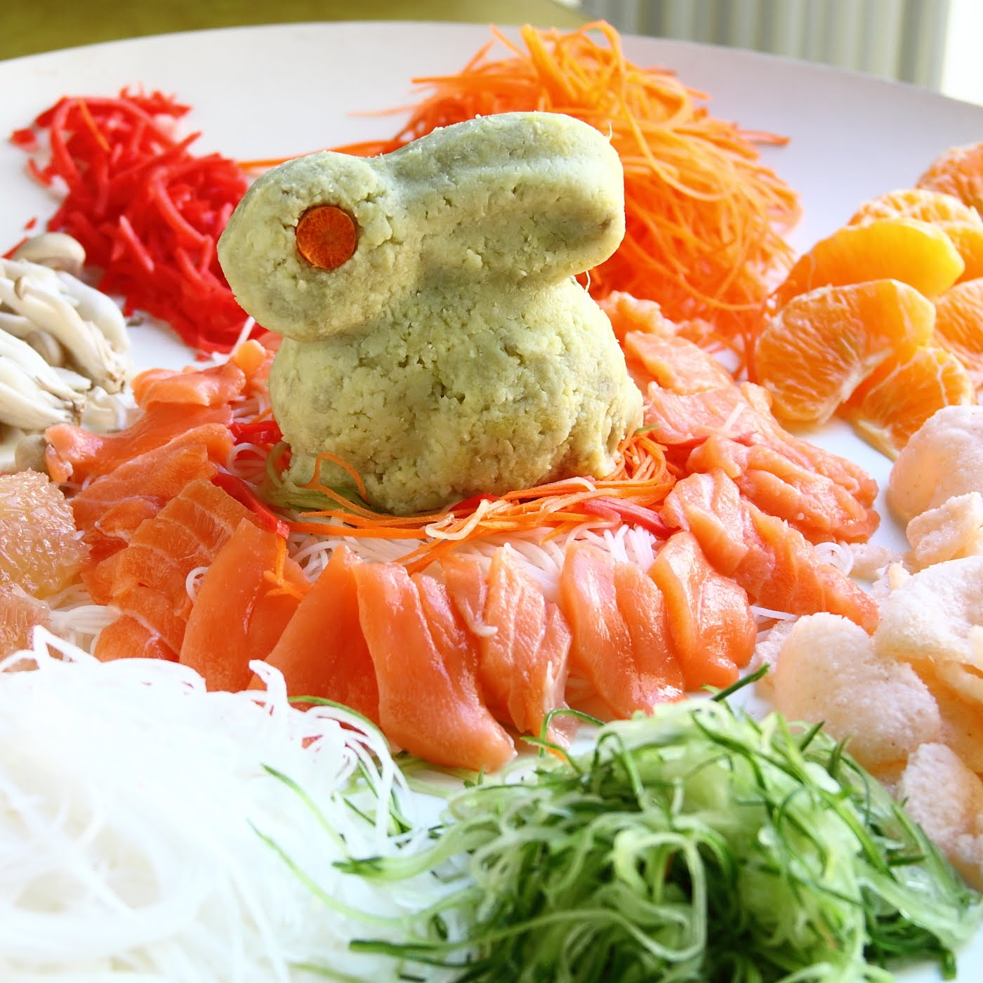ShowFood Chef: Yu Sheng - Good Luck Food for Chinese New Year