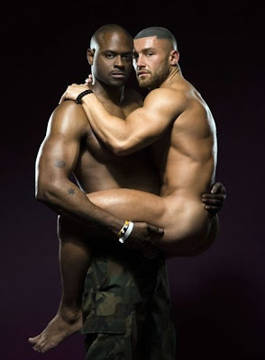 Black Muscle Men Naked Blog 2