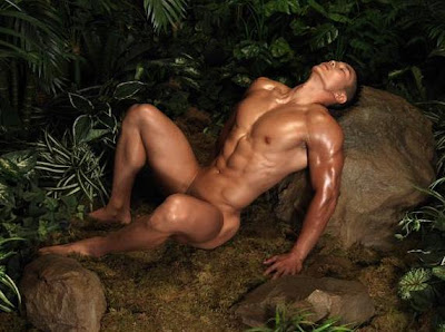 Consider, asian muscle men nude something
