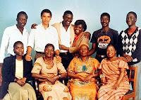 Resultado de imagen de barack obama hermanos