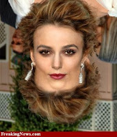 keira knightley face+upside down