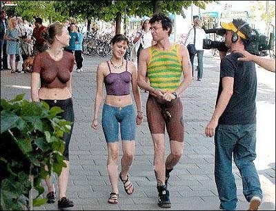 Naked People In Street 101