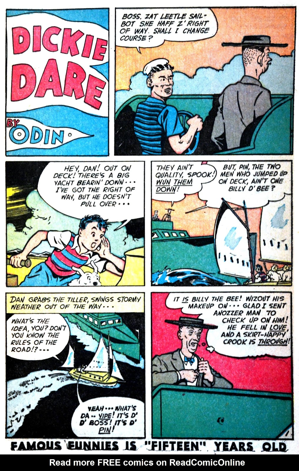 Read online Famous Funnies comic -  Issue #180 - 21