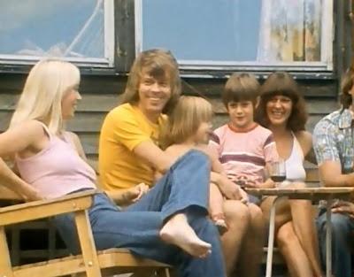 The ABBA Scrapbook: You better not get too high