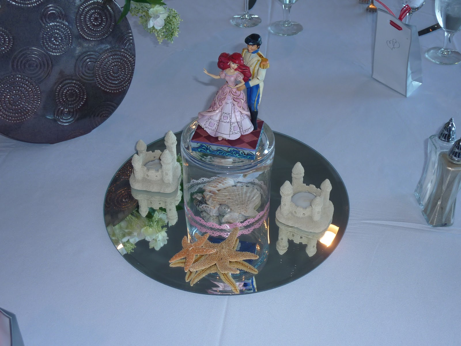 disney fun with sorcerer tink disney wedding reception decorations. Black Bedroom Furniture Sets. Home Design Ideas
