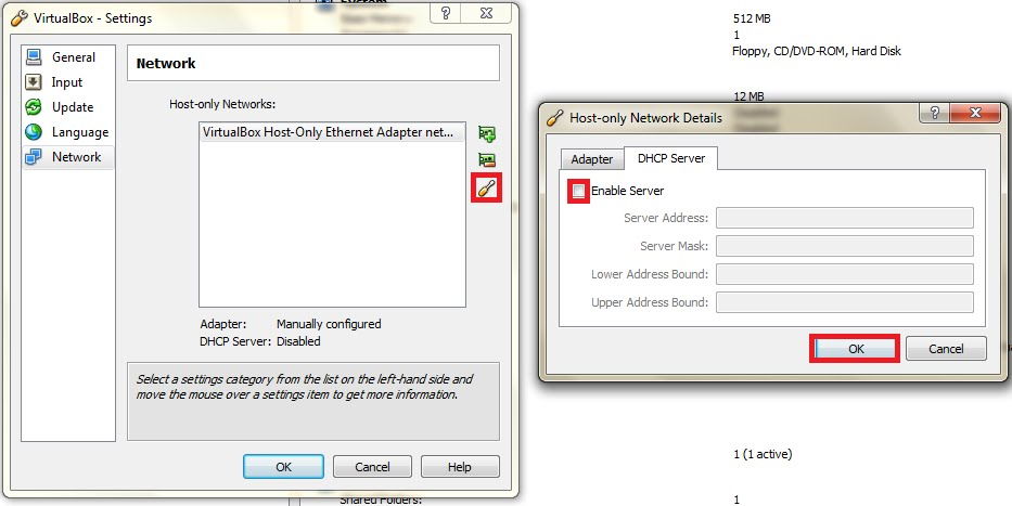 z3d's blog: How to enable/disable VirtualBox's DHCP server
