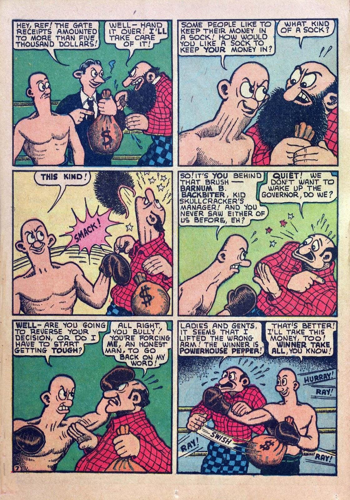 Read online Joker Comics comic -  Issue #1 - 28