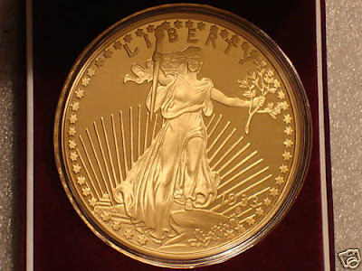 Numismatic World 1933 Double Eagle