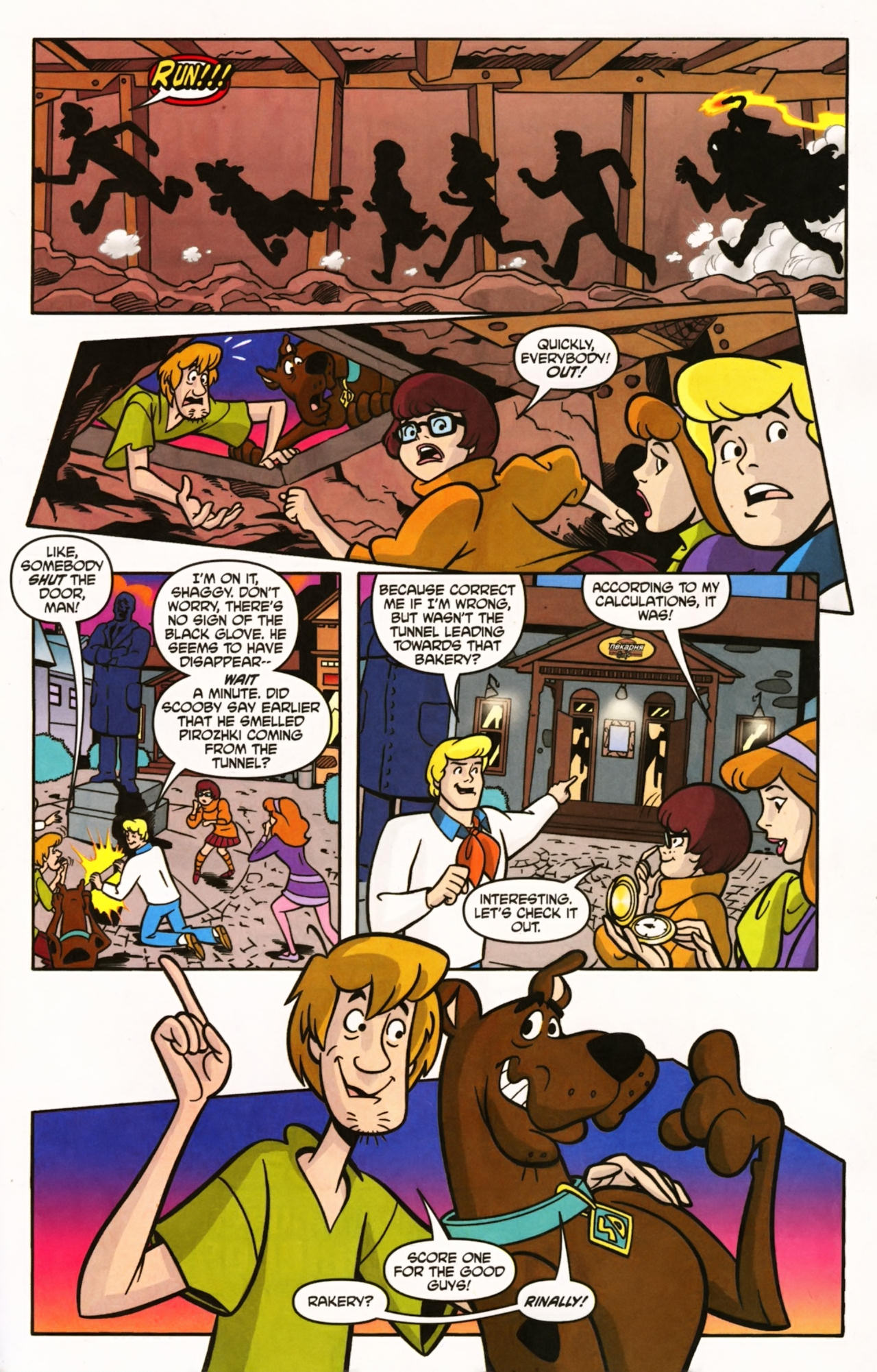 Read online Scooby-Doo (1997) comic -  Issue #146 - 18