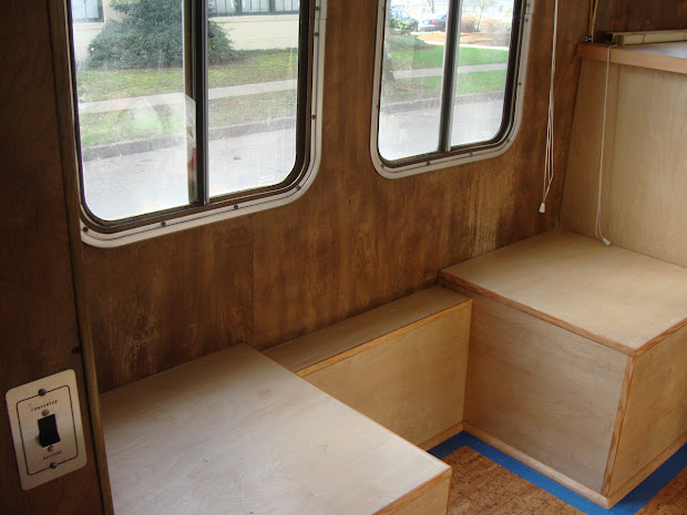 Rv Dinette Remodel Ideas - Year of Clean Water