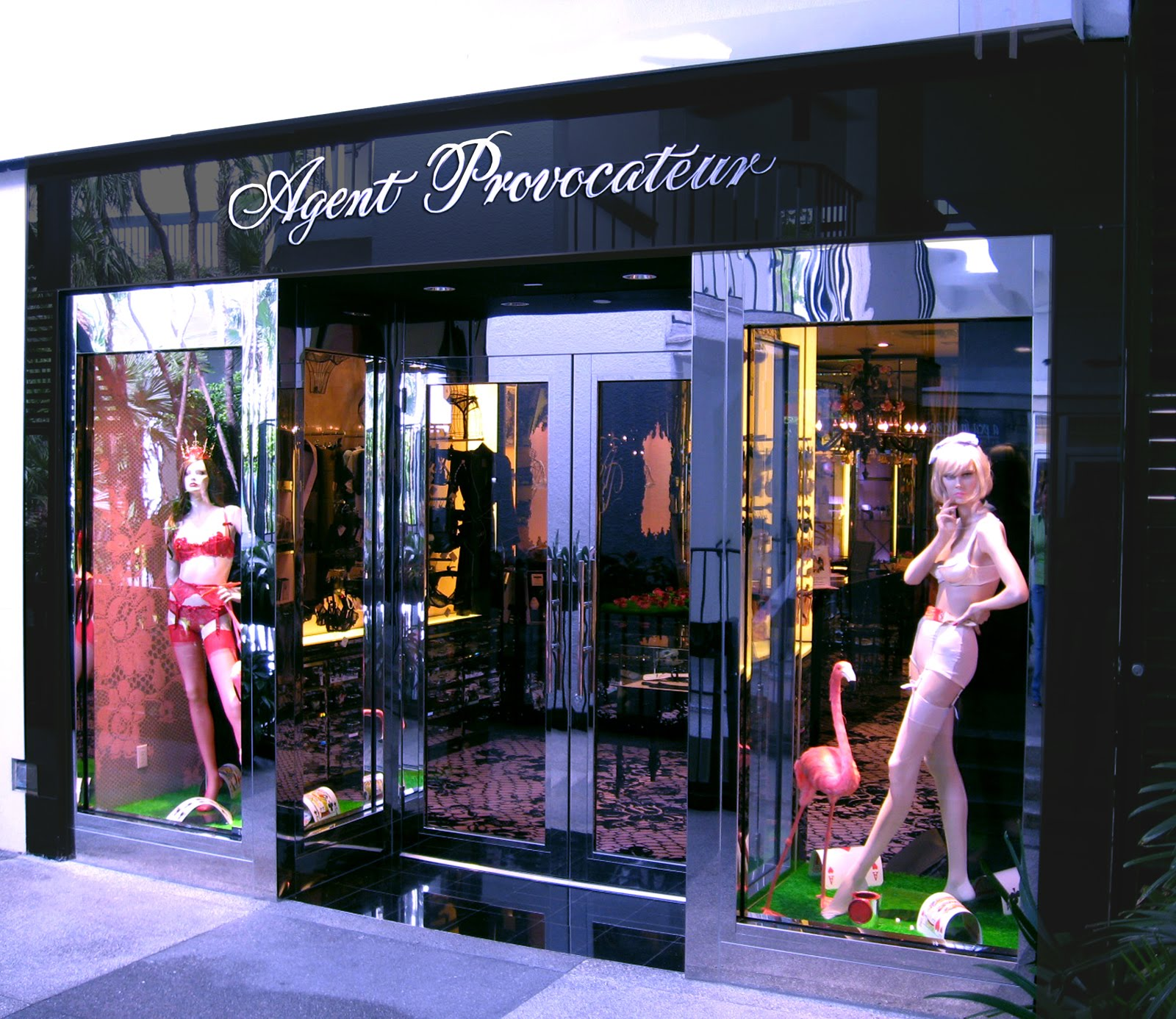 24a41a97bb Zamparelli Architectural Group  Agent Provocateur New Stores