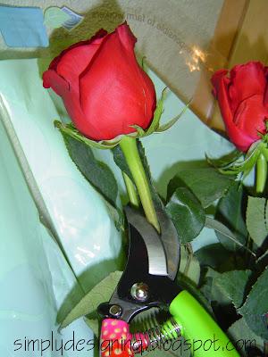 cut+roses 14 Days of Valentine - Day 12: Flower Arrangement 18