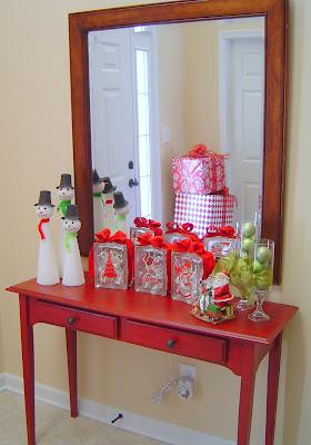 Red+Table Christmas Home Tour 26