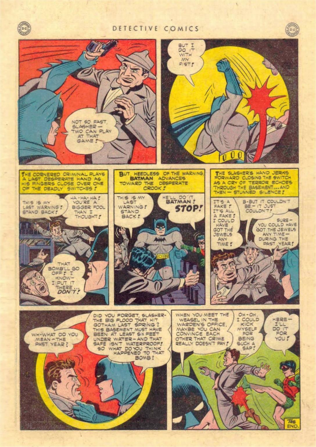 Read online Detective Comics (1937) comic -  Issue #97 - 14