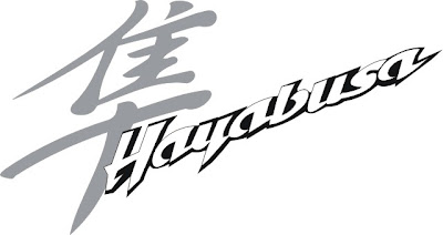 Sport Bike In Future: Suzuki hayabusa logo