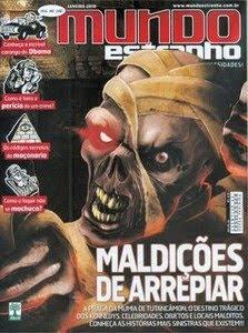 Revista Mundo Estranho Janeiro de 2010