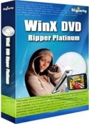 Download WinX DVD Ripper Platinum 5.9.4