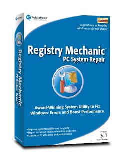 Registry Mechanic 6.0.0.750 - Portable