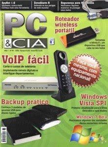 Download Revista PC & Cia Monte seu próprio PABX