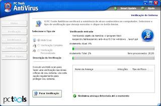 Baixar - PC Tools AntiVirus Free 6.0.0.17 - Link Direto