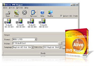 Download - Alive DVD Ripper v2.8