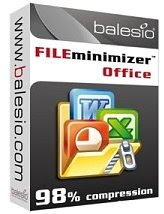 FILEminimizer Office v5.0 Multilingual - Portátil