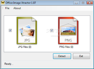 Baixar - AlfaSoft Office Image Xtractor 1.07