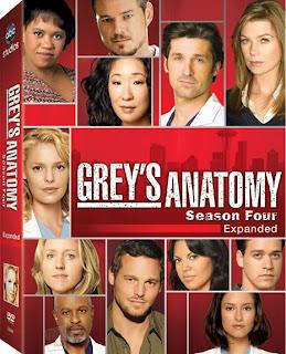 Grey's Anatomy - 4ª Temporada Completa - Legendado