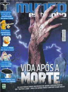 Revista Mundo Estranho - Abril/2009