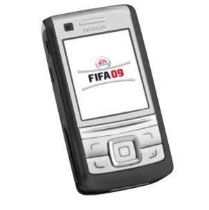 FIFA 2009 Para Celular (Com Times Brasileiros)