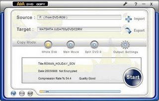 Download - AoA DVD Copy 2.8.6
