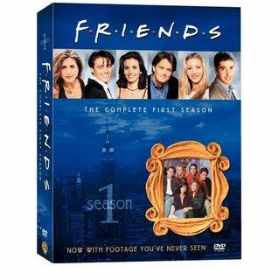 Friends - 1ª Temporada