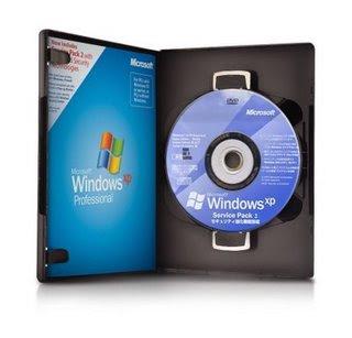 Windows XP SP2 Original Full - BR
