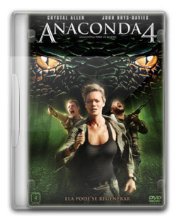 Download Anaconda 4 : Rastro de Sangue Dublado (2009)