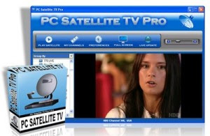 PC Satellite TV Pro 1.0