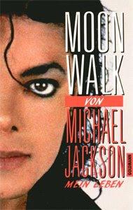 Livro Moonwalk Michael Jackson - Português